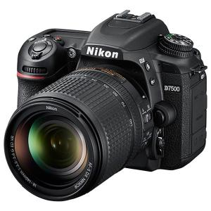 ニコン デジタル一眼レフカメラ「D7500」18-140 V...