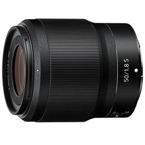 ニコン NIKKOR Z 50mm f/ 1.8 S ※Zマウント用レンズ(フルサイズミラーレス用)...