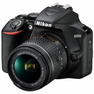 ニコン デジタル一眼レフカメラ「D3500」18-55 VR レンズキット D3500LK 返品種別A joshin