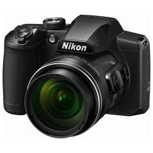 ニコン デジタルカメラ「COOLPIX B600」(ブラック) B600BK 返品種別A joshin