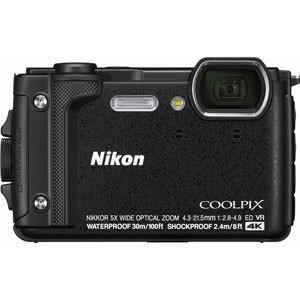 ニコン デジタルカメラ「COOLPIX W300」(ブラック) W300BK 返品種別A