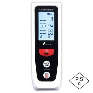 シンワ測定 レーザー距離計 L-Measure30 スリーブパック 78190 返品種別A
