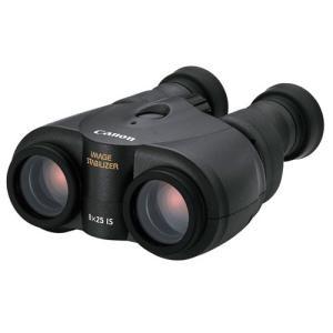 キヤノン 双眼鏡「8×25 IS」(倍率8倍) 手ぶれ補正機構搭載 8X25 IS 返品種別A joshin