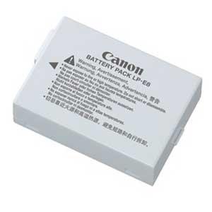 キヤノン バッテリーパック LP-E8 返品種別A|joshin