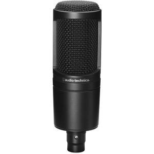オーディオテクニカ サイドアドレスマイクロホン audio-technica AT2020 返品種別A|joshin