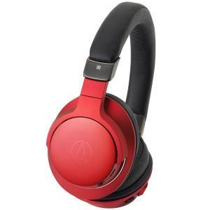 オーディオテクニカ ハイレゾ対応ヘッドホン(ボルドーレッド) audio-technica ワイヤレスヘッドホン ATH-AR5BTRD 返品種別A|joshin