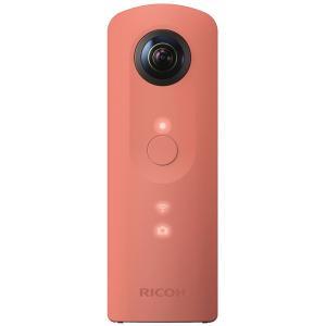 リコー 全天球撮影カメラ「RICOH THETA SC」(ピンク) RICOH THETA SC ピンク 返品種別A|joshin