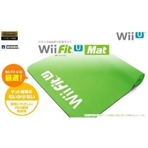 ホリ (Wii U)Wii Fit U マット 返品種別B|joshin