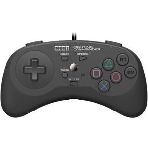 ホリ (PS4/ PS3)ファイティングコマンダー for PlayStation 4/ PlayStation 3/ PC 返品種別B