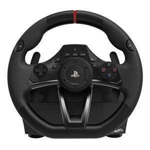 ホリ (PS4/ PS3)レーシングホイールエイペックス for PlayStation 4 /  PlayStation 3 /  PC 返品種別B|joshin