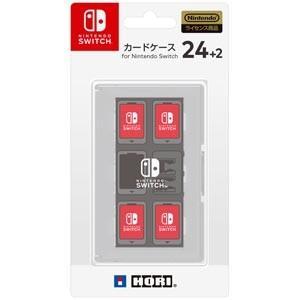 ホリ (Nintendo Switch)カードケース24+2 for Nintendo Switch...