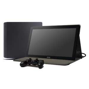 ホリ (PS4)Portable Gaming Monitor for PlayStation(R)4ポータブル ゲーミング モニター 返品種別B|joshin
