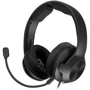 ホリ (PS4)ホリゲーミングヘッドセット ハイグレード for PlayStation4 ブラック...
