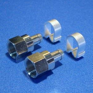 日本アンテナ F型接栓 (5C用)2個入り F-5-SP 返品種別A|joshin