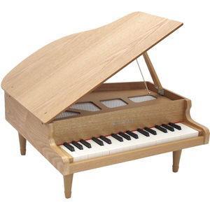 カワイ ミニピアノ (ナチュラル) KAWAI グランドピアノタイプ 1144 返品種別A|joshin