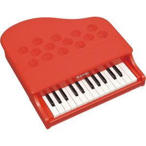 カワイ ミニピアノ(ポピーレッド) 1183-P25 返品種別A Joshin web