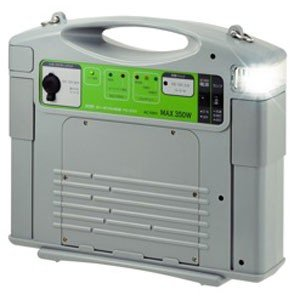 在庫状況:在庫僅少/◆家電製品とカー用品の両方使えて充電もできる◆いろいろ使える3種類の出力ターミナ...