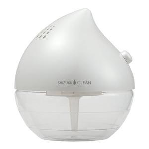 アピックス 空気洗浄機(パールホワイト) APIX SHIZUKU CLEAN ACL-200(WH) 返品種別A|joshin