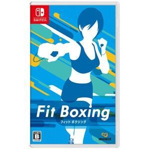 在庫状況:最短24時間以内出荷/Nintendo Switchに『Fit Boxing』の登場です!