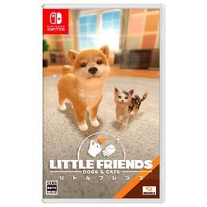 イマジニア (Switch)LITTLE FRIENDS - DOGS & CATS - 返品種別B