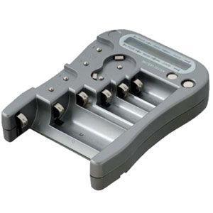 ヤザワ デジタル電池残量チェッカー(シルバー) YAZAWA MW01SV 返品種別A