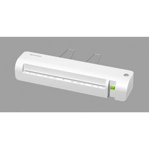在庫状況:在庫僅少/◆100ミクロン専用で温度設定や速度調整がいらないシンプル操作のラミネーターです...