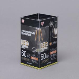 アイリスオーヤマ LED電球 一般電球形 約810lm(電球色相当) IRIS OHYAMA LDA7L-G-FC 返品種別A joshin