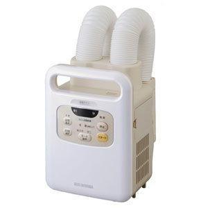アイリスオーヤマ 布団乾燥機 IRIS ふとん乾燥機 カラリエ ツインノズル KFK-W1-WP 返...