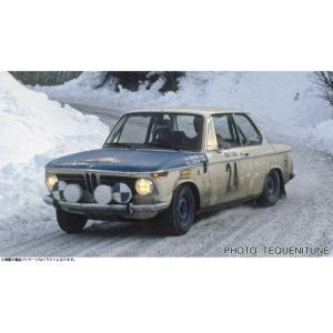 """ハセガワ 1/ 24 BMW 2002 ti """"1969 モンテカルロラリー""""(20332)プラモデル 返品種別B"""