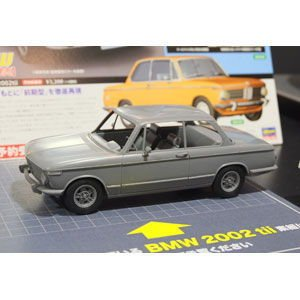 ハセガワ 1/ 24 BMW 2002tii(HC23)プラモデル 返品種別B joshin 02