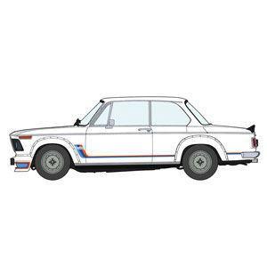 ハセガワ 1/ 24 BMW 2002ターボ(HC24)プラモデル 返品種別B|joshin|02
