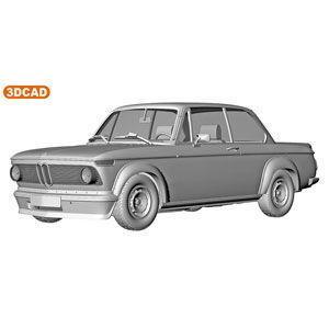 ハセガワ 1/ 24 BMW 2002ターボ(HC24)プラモデル 返品種別B|joshin|03