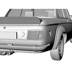 ハセガワ 1/ 24 BMW 2002ターボ(HC24)プラモデル 返品種別B|joshin|04