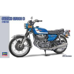 ハセガワ (再生産)1/ 12 スズキ GT380 B(BK5)プラモデル 返品種別B