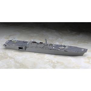 ハセガワ 1/ 700 海上自衛隊 ヘリコプター搭載護衛艦 かが(032)プラモデル 返品種別B