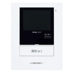 アイホン モニター付中継子機 JQ-1F 返品種別A|joshin