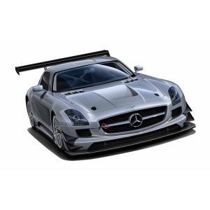 フジミ 1/ 24 リアルスポーツカーシリーズNo.29 メルセデスベンツ SLS AMG GT3 (RS-29)プラモデル 返品種別B|joshin