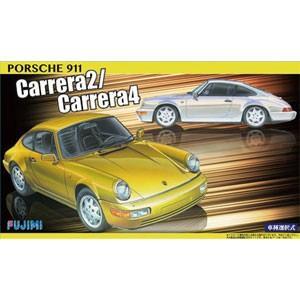 フジミ 1/ 24 リアルスポーツカーシリーズNo.13 ポルシェ911 カレラ2 /  カレラ4(RS-13)プラモデル 返品種別B|joshin