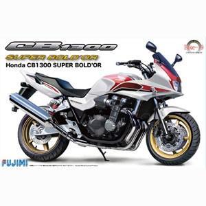 フジミ (再生産)1/ 12 バイクシリーズ No.19 Honda CB1300 スーパーボルドール(BIKE-19)プラモデル 返品種別B|joshin