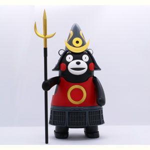 フジミ Ptimoシリーズ No.6 くまモンのプラモ 鎧兜バージョン(Ptimo-6)プラモデル 返品種別B|joshin
