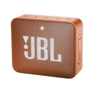 JBL 防水対応ポータブルBluetoothスピーカー(オレンジ) JBL GO 2 JBLGO2O...