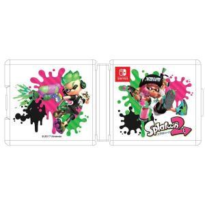 マックスゲームズ (Nintendo Switch)Nintendo Switch専用カードケース24 スプラトゥーン2 返品種別B