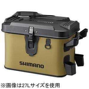 シマノ ロッドレスト ボートバッグ ハードタイプ 32L(カーキ) SHIMANO BK-007T 698384 返品種別A Joshin web