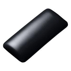 サンワサプライ マウス用リストレスト(レザー調素材、ブラック) TOK-GELPNSBK 返品種別A joshin