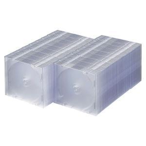 在庫状況:最短24時間以内出荷/◆薄さ約5mmとCDケース半分なので省スペースにメディアを収納できる...