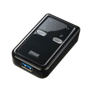 サンワサプライ USB3.0切替器(2回路) SW-US32 返品種別A joshin