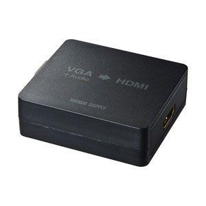 サンワサプライ VGA信号HDMI変換コンバーター VGA-CVHD2 返品種別A|joshin