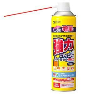 サンワサプライ エアダスター(増量タイプ) CD-32ECON 返品種別A|joshin