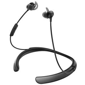 BOSE Bluetoothワイヤレス ノイズキャンセリング インイヤーヘッドホン BOSE QuietControl 30 QUIETCONTROL30BLK 返品種別A|joshin