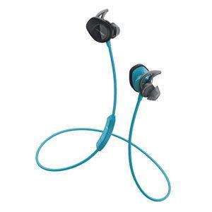 BOSE Bluetoothインイヤーヘッドホン(アクアブルー) Bose SoundSport wireless headphones SSPORTWLSSAQA 返品種別A|joshin